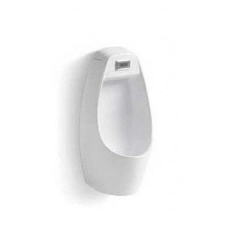 Glocera Ritz Wall Hung Urinal With Electronic Flushing System# GS/UR/13006, ivory