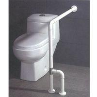 Ozone Closestool Handrail# OZOABF-WCHR-750-WH