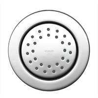 Kohler WaterTile Round 27-nozzle Bodyspray with Stimulating Spray# K-8013IN-CP