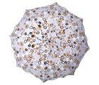 Hou-Dy Digital Printed 3 Fold Pongee Women Umbrella (LEM-129), multicolor