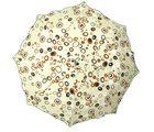 Hou-Dy Digital Printed 3 Fold Pongee Women Umbrella (LEM-127), multicolor