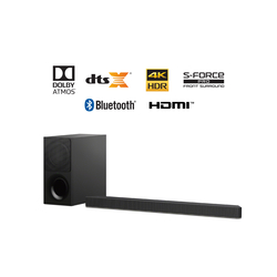 Sony HT-X9000F 300W 2.1-Channel Soundbar System