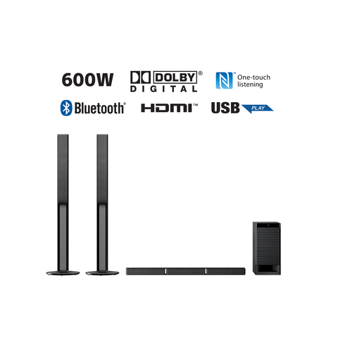 Sony HTRT40 5.1CH Soundbar System