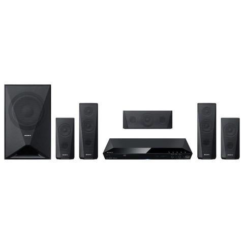 Sony DAVDZ350K DVD Home Cinema System with Bluetooth