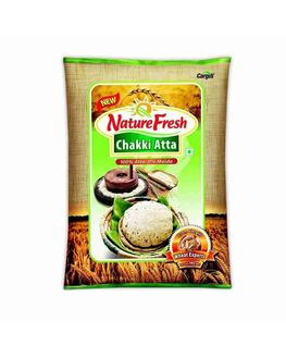 Nature Fresh Chakki Aata, 1kg