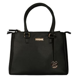 Peperone_ Eulalie_ Black_ Hand Bag_ 7015