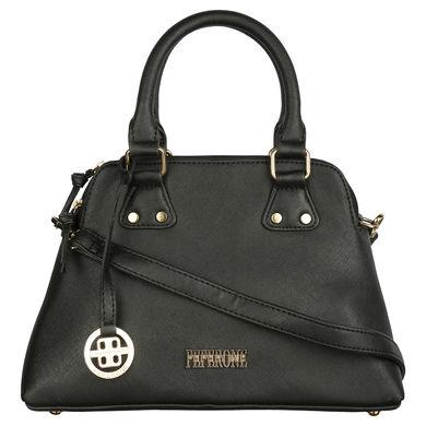 Peperone Charleena BLACK Hand Bag_ 7028
