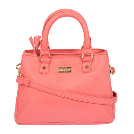 Peperone_ Estelle_ PINK_ Hand Bag_ 1302
