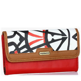 PEPERONE RED WALLET 3003