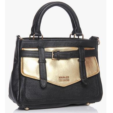 Peperone_ Chardae_ Black_ Hand Bag_ 1289