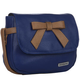 PEPERONE BLUE SLING BAG 2015