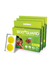 Bodyguard Natural Anti Mosquito Repellents Patches (60+ 12 Patches)
