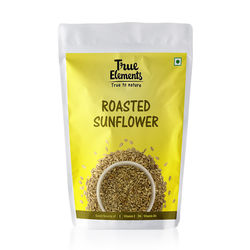 True Elements Roasted Sunflower Seeds, 125 grams