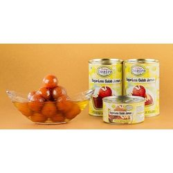 Diabetics Dezire Sugar-Less GulabJamoon Tin, 250 gms