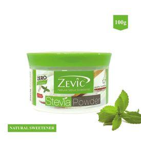 Zevic Stevia Sugar-free Zero Calorie Powder 100 gms