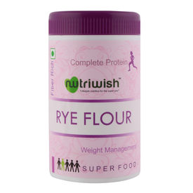 Rye Flour - Nutriwish s - 250 gms