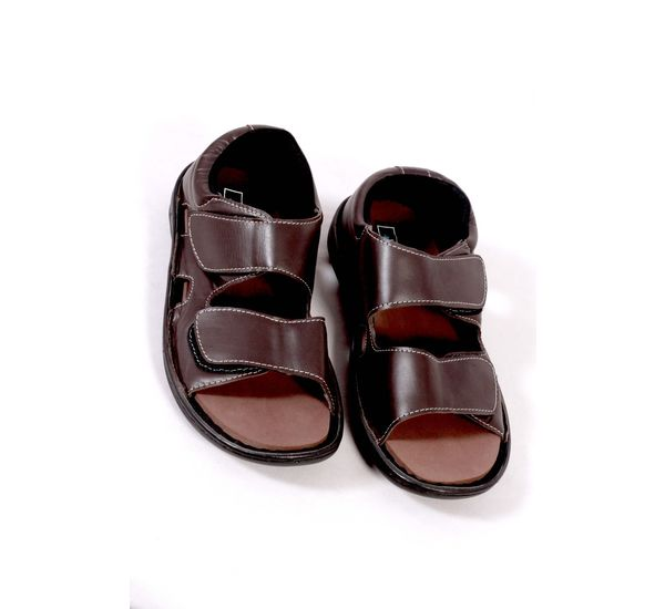 0adc39398df 100% Genuine Leather Sandals for Men - Diabetes India Store ...
