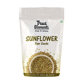 True Elements Raw Sunflower Seeds, 150 grams
