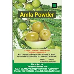 Amla Powder for Diabetes Patients