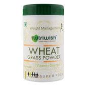Nutriwish's Wheat Grass Powder 100 gms