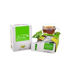 Zevic Stevia Sugar-free Zero Calorie Sachets, pack of 30