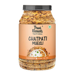 True Elements Chatpati Muesli, 1000 grams