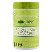 Nutriwish's Spirulina Powder 100 gms