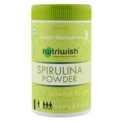 Spirulina Powder 100 gms - Nutriwish's