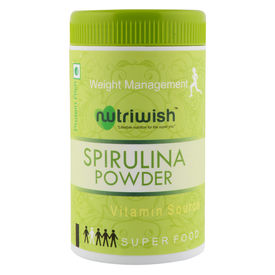 Nutriwish s Spirulina Powder 100 gms