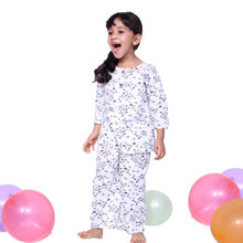 CUTE123 Umbrella Print Kurta Nightwear, 2,  multi