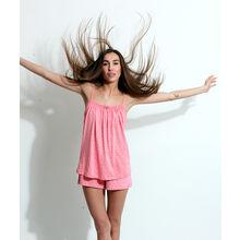L92- Spaghetti & Shorts, s,  pink