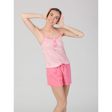 C182- Pink Jumpsuit, m,  fa88b9pink