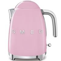 Smeg KLF03PKUK Kettle 1.7 L, Pink