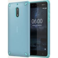 Nokia CC-501 Rugged Impact Case for Nokia 6, Mint Green