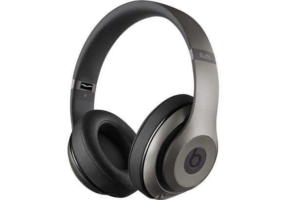 Beats Studio Wireless Over-Ear Headphones, Titanium