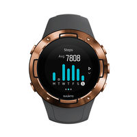 Suunto 5 Compact GPS Sports Watch,  Graphite Copper