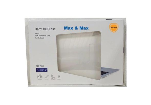 Max & Max MXMB16 Cover Macbook Pro 16inch