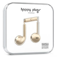 Happy Plugs Earbud Plus, Champagne