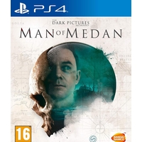 The Dark Pictures Anthology: Man of Medan for PS4