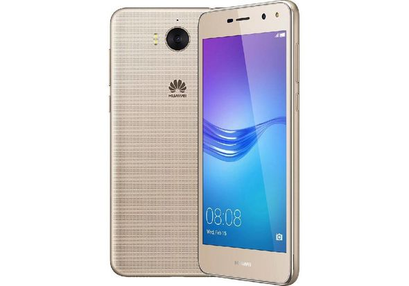 Huawei Y5 2017 Smartphone LTE, Gold
