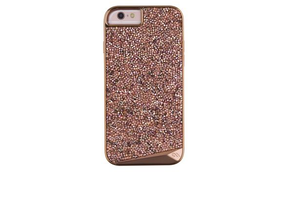 Case-Mate Brilliance Case, Rose Gold