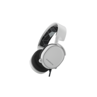 SteelSeries Arctis 3 Gaming Headset, White