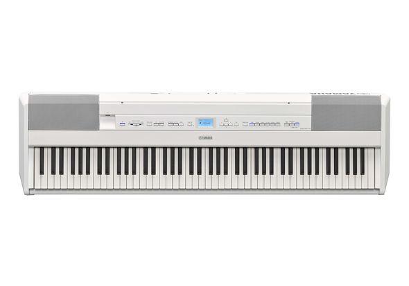Yamaha P-515WH 88-Key Portable Digital Piano, White