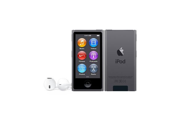 Apple iPod nano 16GB, Space Gray