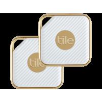 Tile RT-11001-EU Style Key Finder, Champagne 2 Pack