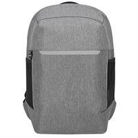 "Targus CityLite 15.6"" Security Laptop Backpack, Grey"