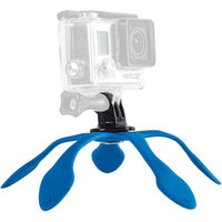 Miggo Splat GoPro Flexible Mini Tripod, Blue