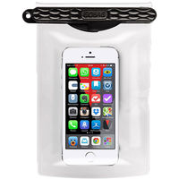 GoBag Mako Waterproof Smartphone Bag, Black