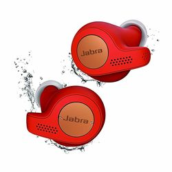 Jabra Elite Active 65t Alexa Enabled True Wireless Sports Earbuds, Copper Red