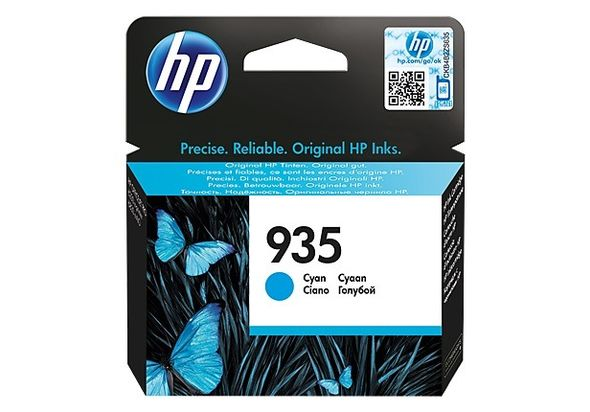 HP 935 Cyan Original Ink Cartridge